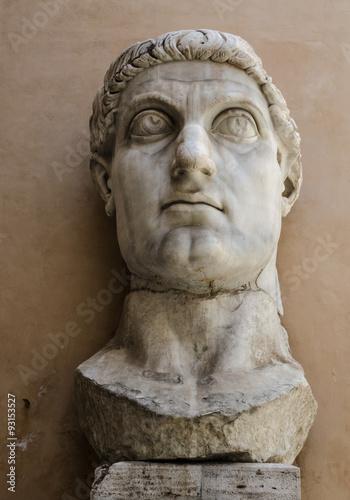 Photo  Colossus of Constantine