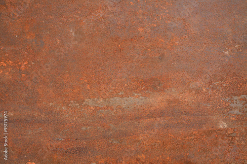 Garden Poster Metal rusty metal surface