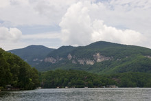 Lake Lure In The Summer At Chi...