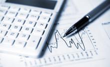 Business Concept:financial Acc...