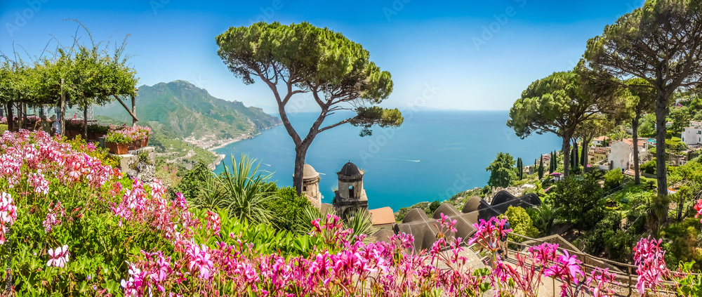 Fototapety, obrazy: Amalfi Coast, Campania, Italy