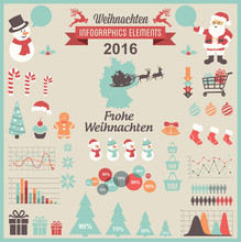 Christmas Infographic Set-Germ...