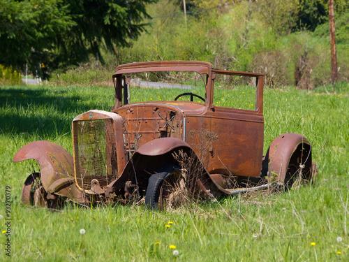 фотография  Rusty Car