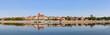 Panorama of Torun Old City, Poland