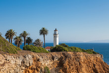 Point Vicente Lighthouse. Ranc...