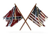 American Civil War And Meroria...