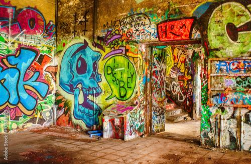 Graffiti © golfstrim