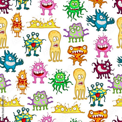 wzor-kolorowy-kreskowka-potwory