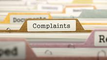 Complaints - Folder Name In Di...