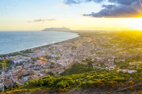 costa italiana Canvas-taulu