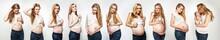 Neun Schwangerschaftsmonate