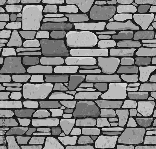 Bezszwowa Kamienna Tekstura