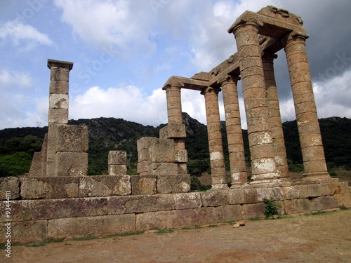 Fotografie, Obraz  Tempio di Antas