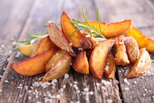 Rustic Potato