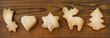 Weihnachten - Kekse