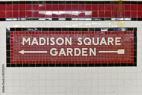 34th Street Penn Station Subway Stop - NYC