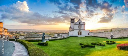 Fotografie, Obraz  Amazing view of Basilica of St