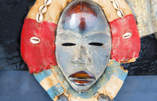 Traitional African Tribal Mask