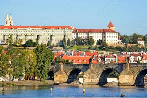 Fototapeta Charles Bridge in Prague obraz