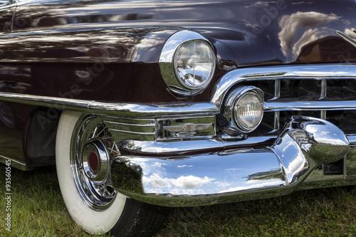 Fotografía  Cadillac Fleetwood vintage