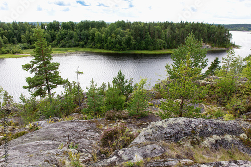 Fényképezés  Ladoga skerries