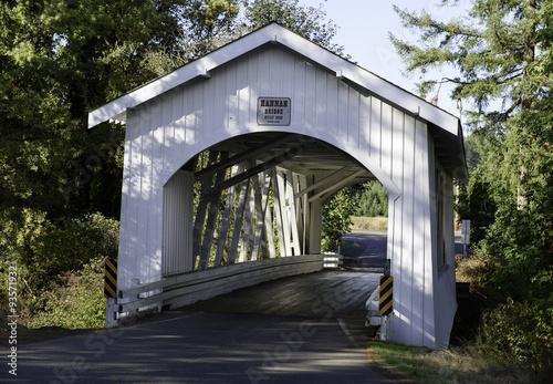Photo  Covered Bridges of Oregon, Linn County