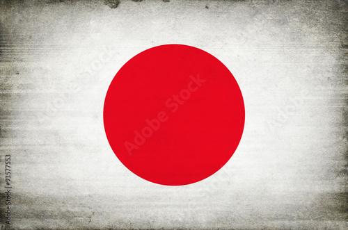 Japan Flag #93577553