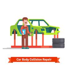 Collision Repair Center Specia...