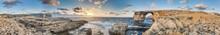 Azure Window In Gozo Island, M...