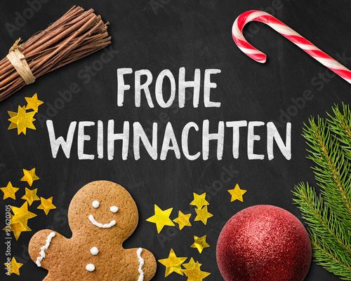 Weihnachtsdeko Lebkuchenmann.Weihnachtskarte Mit Lebkuchenmann Und Weihnachtsdeko Buy This