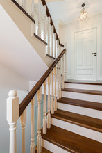 Colonial Designed Staircase