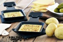 Raclette - Raclettekäse, Gebr...
