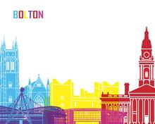 Bolton Skyline Pop
