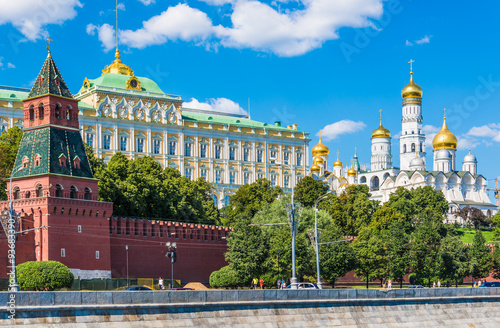 Photo  Moscow Kremlin, Russia