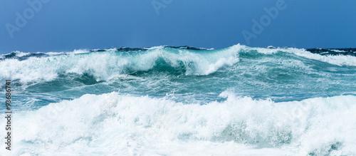 Fotografija  Wellen im Meer