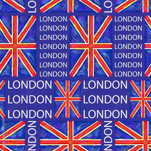 wzor-londyn-z-flaga-union-jack-tlo-wektor-idealny-do-tapet-wypelnien-deseniem-tla-stron-internetowych-tekstur-powierzchni-tekstyliow
