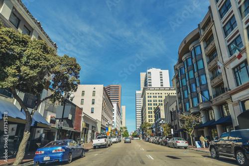 Foto サンディエゴの市街地風景