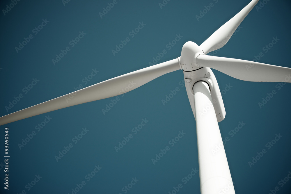 Fototapeta Wind energy