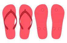 Slippers Summer Set