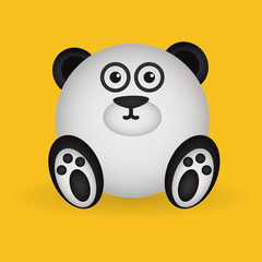 Fototapeta Panda Panda