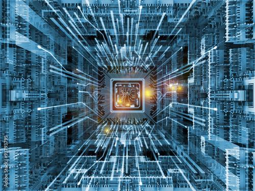 Photo  Virtualization of CPU