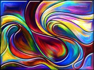 NaklejkaParadigm of Color