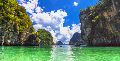 unique beautifu islands in Thailand, Krabi province