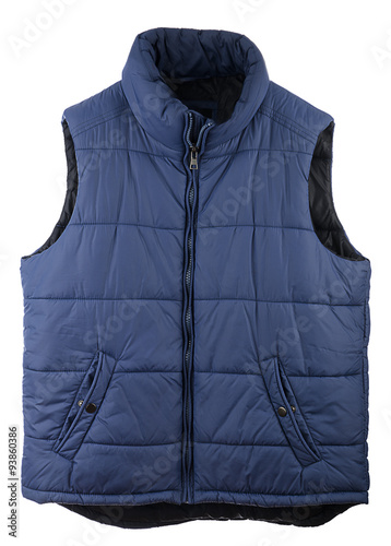 Fotomural Men's Down Vest