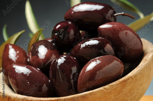 Photo  Ελιές Καλαμών Kalamon Olives Olive