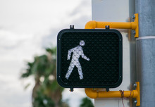 Time To Walk - Crossing Light