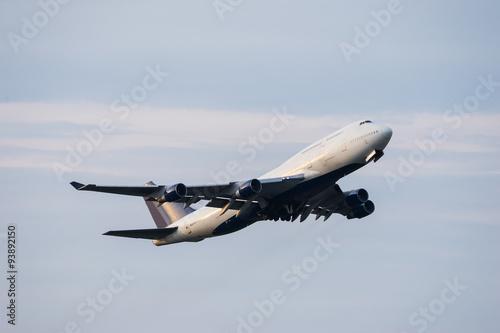 Fotografia  Boeing 747-400