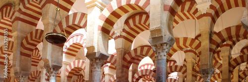 Mosquée cathédrale de Cordoue / Mezquita de Córdoba (Espagne) Fototapete