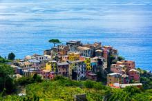 Le Village De Corniglia