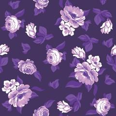 Lilian Floral Seamless Pattern